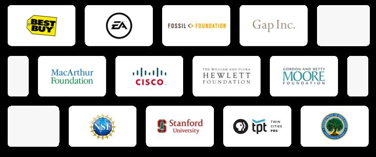 LRNG Network Logos