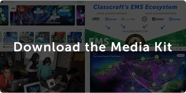 Classcraft Media Kit