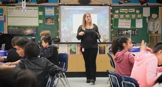 Une vidéo expliquant le fonctionnement de Classcraft aux enseignants